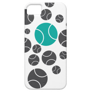 Capa Barely There Para iPhone 5 Tennisballs Bouncy