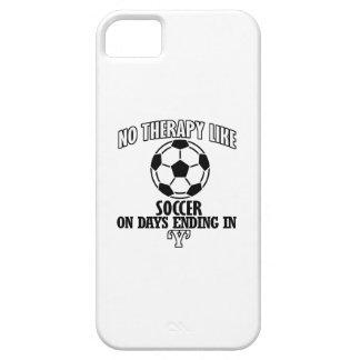 Capa Barely There Para iPhone 5 Tensão e design impressionante do futebol