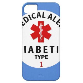 CAPA BARELY THERE PARA iPhone 5 TIPO DE DIABETIES - 1