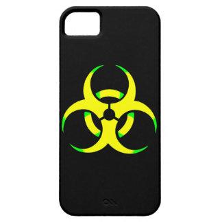 Capa Barely There Para iPhone 5 Tóxico amarelo
