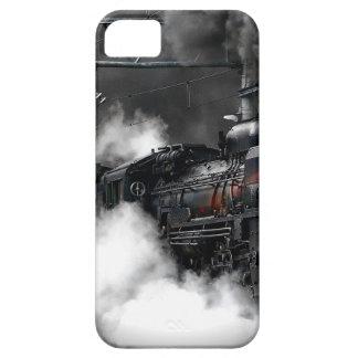 Capa Barely There Para iPhone 5 Trem do vapor