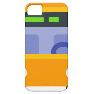 Capa Barely There Para iPhone 5 Trolleybus