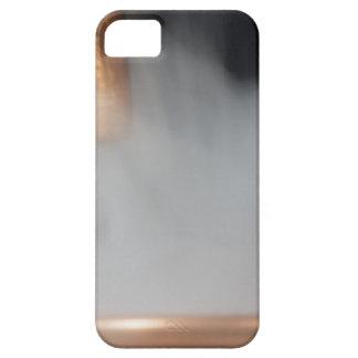 Capa Barely There Para iPhone 5 tubulação de cobre de uma destilaria com vapor