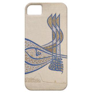 Capa Barely There Para iPhone 5 Tughra (assinatura oficial) da sultão Süleiman