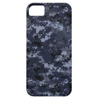 Capa Barely There Para iPhone 5 U.S. Camuflagem azul militar