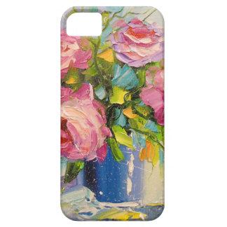 Capa Barely There Para iPhone 5 Um buquê dos rosas