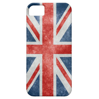 Capa Barely There Para iPhone 5 Union Jack