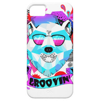 Capa Barely There Para iPhone 5 Urso musical