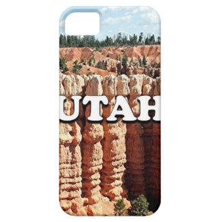 Capa Barely There Para iPhone 5 Utá: Parque nacional da garganta de Bryce