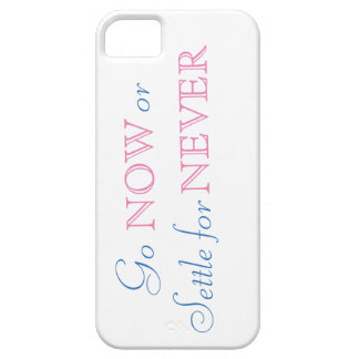 Capa Barely There Para iPhone 5 Vá agora ou estabeleça para nunca!