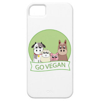 Capa Barely There Para iPhone 5 Vai o Vegan