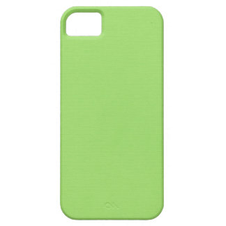 Capa Barely There Para iPhone 5 Verde contínuo