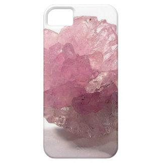 Capa Barely There Para iPhone 5 Viajantes da felicidade de quartzo cor-de-rosa