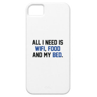 Capa Barely There Para iPhone 5 WifiFoodBed1C