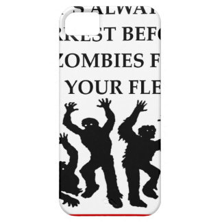 CAPA BARELY THERE PARA iPhone 5 ZOMBIS