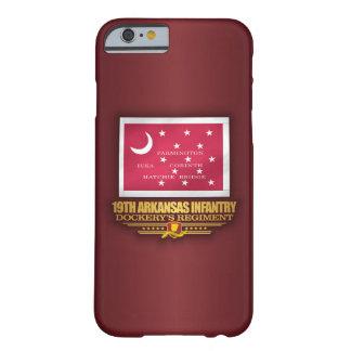 Capa Barely There Para iPhone 6 19o Infantaria de Arkansas (F10)