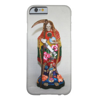 Capa Barely There Para iPhone 6 7 papais noeis Muerte das CORES