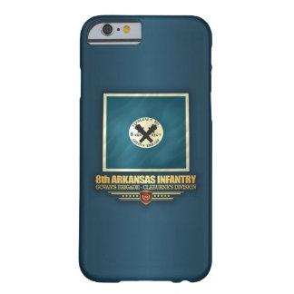 Capa Barely There Para iPhone 6 8o Infantaria de Arkansas