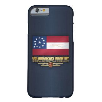 Capa Barely There Para iPhone 6 8o Infantaria de Arkansas (2)