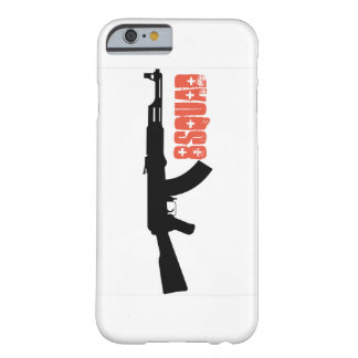 Capa Barely There Para iPhone 6 8squad