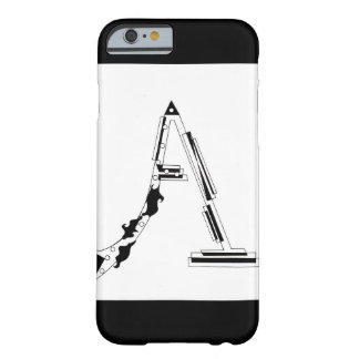 CAPA BARELY THERE PARA iPhone 6 A