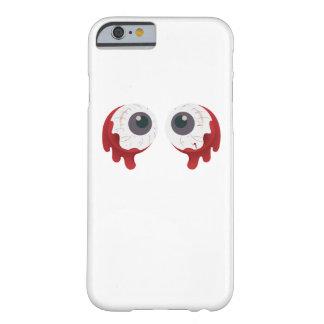 Capa Barely There Para iPhone 6 A bola assustador o Dia das Bruxas do olho