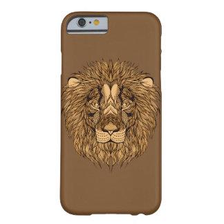 Capa Barely There Para iPhone 6 A cabeça do leão