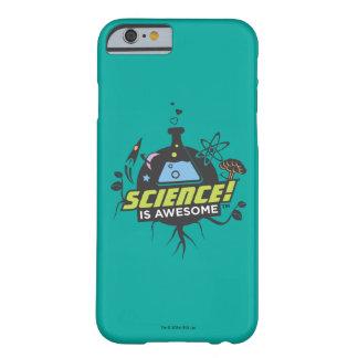 Capa Barely There Para iPhone 6 A ciência é impressionante