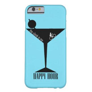 Capa Barely There Para iPhone 6 A escalada é meu happy hour