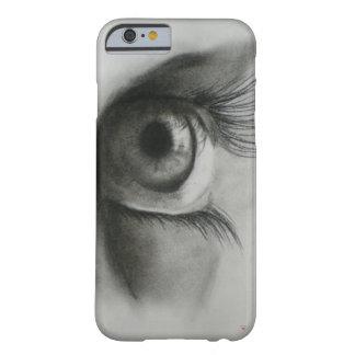 Capa Barely There Para iPhone 6 A janela a sua alma