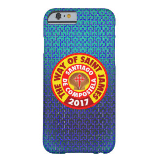 Capa Barely There Para iPhone 6 A maneira de St James 2017