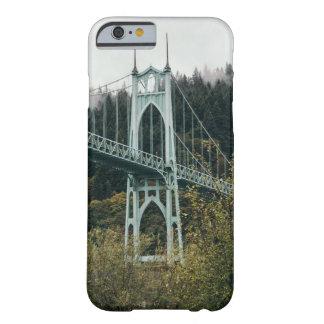Capa Barely There Para iPhone 6 A ponte de St John em Portland