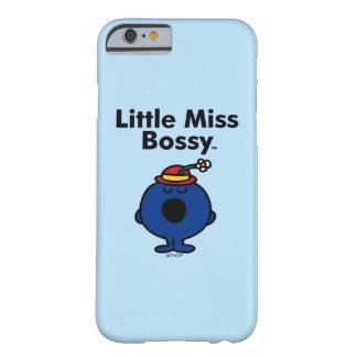 Capa Barely There Para iPhone 6 A senhorita pequena pequena Bossy da senhorita | é