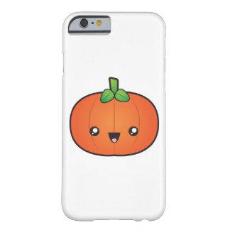 Capa Barely There Para iPhone 6 Abóbora bonito do Dia das Bruxas