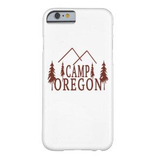 Capa Barely There Para iPhone 6 Acampamento Oregon