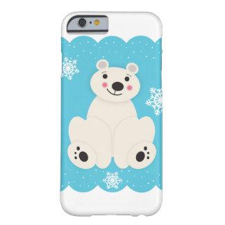 Capa Barely There Para iPhone 6 Amigo polar