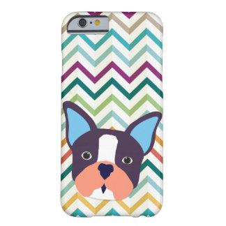 Capa Barely There Para iPhone 6 Animal de estimação feito sob encomenda da cor do