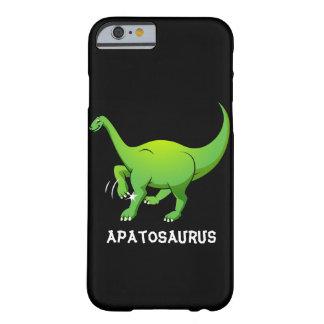 Capa Barely There Para iPhone 6 Apatosaurus