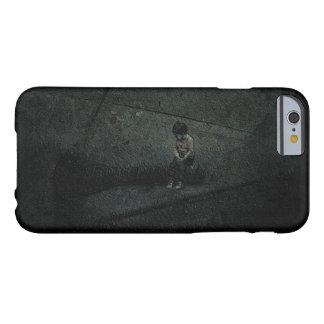 Capa Barely There Para iPhone 6 Apenas em um mundo grande