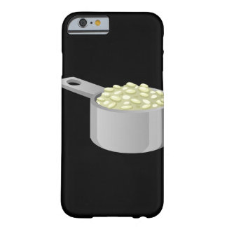 Capa Barely There Para iPhone 6 Arroz da comida do pulso aleatório