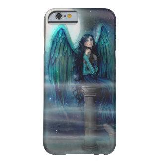 Capa Barely There Para iPhone 6 Arte da fantasia do anjo do guia do espírito