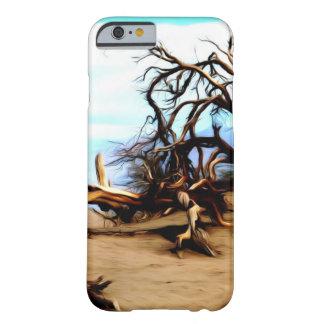 Capa Barely There Para iPhone 6 Árvores antigas do tempo