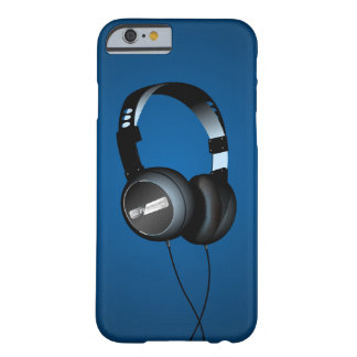 Capa Barely There Para iPhone 6 Auriculares