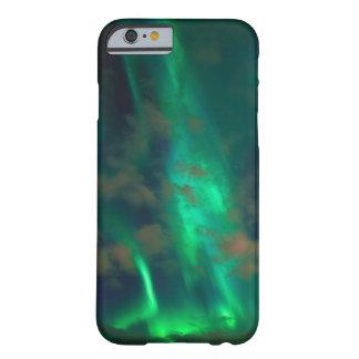 Capa Barely There Para iPhone 6 Aurora boreal, Aurora Borealis