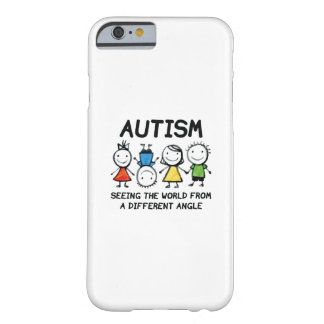 Capa Barely There Para iPhone 6 Autismo