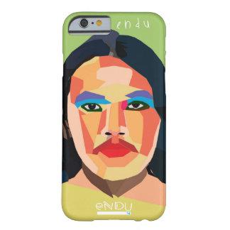 Capa Barely There Para iPhone 6 Auto intitulado: Bayu Endu