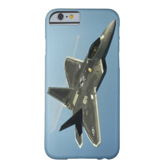 Capa Barely There Para iPhone 6 Avião de combate F-22