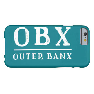 Capa Barely There Para iPhone 6 BANCOS EXTERIORES exteriores North Carolina de OBX