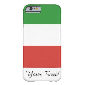 Capa Barely There Para iPhone 6 Bandeira de Italia