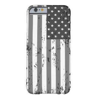 Capa Barely There Para iPhone 6 Bandeira dos E.U.